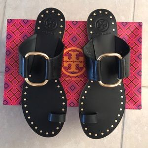 Tory Burch Ravello Studded Sandal BRAND NEW in Box